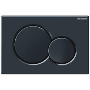 Geberit Plaque SIGMA01 Noire 115.770.DW.5