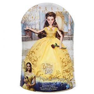 Hasbro Poupée Belle Deluxe tenue de bal Disney Princesses