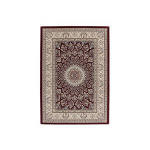 Lalee Tapis oriental rouge pour salon Kairouan - Couleur - Rouge, Taille - 80 x 150 cm
