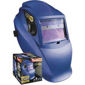 GYS Masque de soudure automatique à cristaux liquides lcd à alimentation solaire lcd expert 9.13 042216