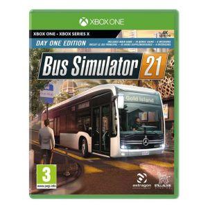 Bus Simulator 21 - Day One Edition (Xbox One/Xbox Series X) [XBOX One, Xbox Series X|S]