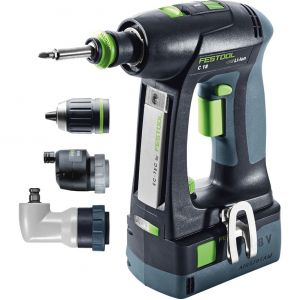 Festool C 18 Li 5,2-set - Perceuse-visseuse sans fil