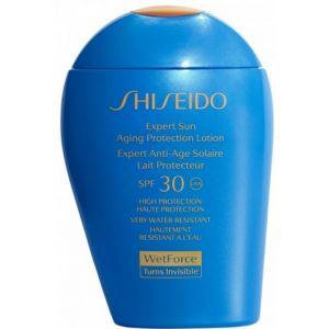 Shiseido Expert Anti-Age Solaire - Lait protecteur SPF 30