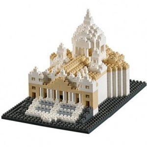 Brixies 410135 - Basilica S. Pietro 3D-Motif