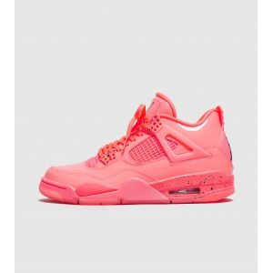 Nike Chaussure Air Jordan 4 Retro NRG pour Femme Rose Couleur Rose Taille 38