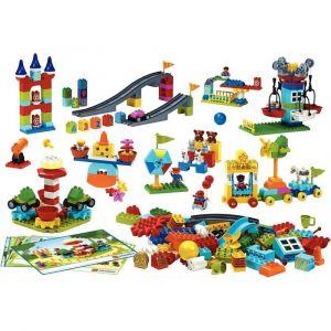 Lego Brique DUPLO - Le parc STEAM - Boite de 295
