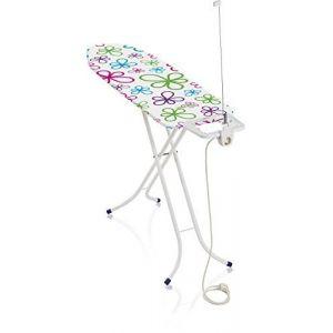 Leifheit Fashion M Plus - Table à repasser 120 x 38 cm