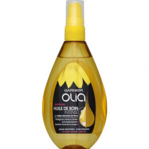 Garnier Olia - Huile de soin intense pour cheveux colorés, méchés