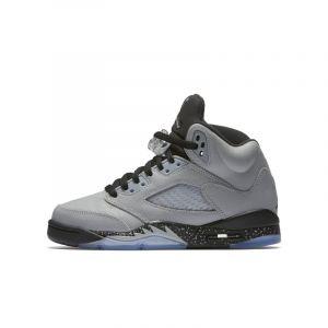 Nike Chaussure Air Jordan 5 Retro pour Enfant plus âgé - Gris - Taille 38.5