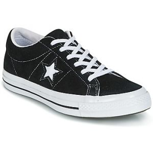 Converse Baskets basses ONE STAR OX Noir - Taille 36,37,38,39,40,41,42,43,44,45,42 1/2,37 1/2,41 1/2,44 1/2,36 1/2,39 1/2