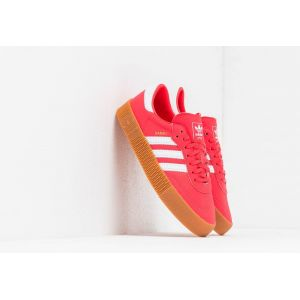 Adidas Chaussures Chaussure SAMBAROSE rouge - Taille 42