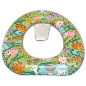 Wenko Réducteur de toilette Baby Soft