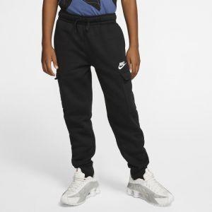 Nike Pantalon cargo Sportswear Club pour Garçon plus âgé - Noir - Taille M - Male