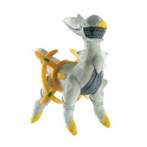 Tomy Peluche Arceus 20 cm - Pokémon 20th Anniversary