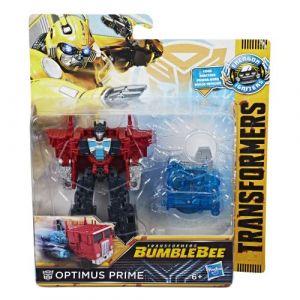 Hasbro Figurine Energon Igniters 12,5 cm - Transformers Bumblebee - Optimus Prime