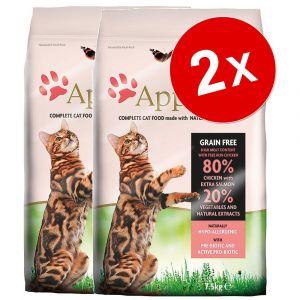 Applaws 2x7,5kg Kitten pour chaton
