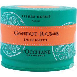 L'Occitane en Provence Eau de Toilette Pamplemousse Rhubarbe - 75 ml