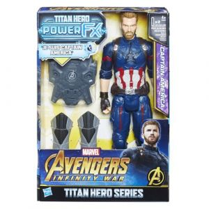Hasbro Figurine Titan Power Pack Avengers Infinity War Captain America 30 cm