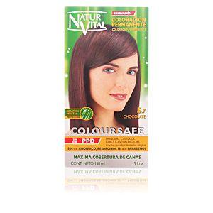 Naturaleza y Vida Coloursafe 5.7 Chocolat - Coloration permanente sans PPD