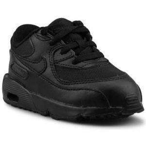 Nike Chaussures Basket Air Max 90 Mesh Bebe Noir 833422-001 Noir - Taille 26