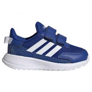 Adidas Baskets basses enfant TENSAUR RUN I bleu - Taille 19,20,21,22,23,24,25,26,27