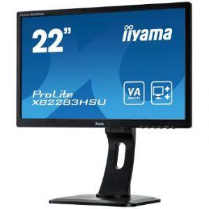"iiyama ProLite XB2283HSU-B1DP - Écran LED 22"""