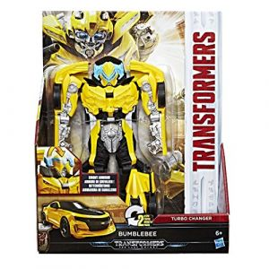 Hasbro Transformers Armor Up Turbo Changers Bumblebee