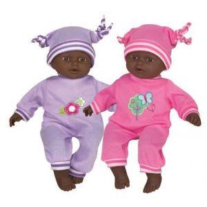 Lissi Dolls Bébé Nina Métis 28 cm 6 sons