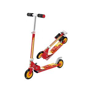 Stamp Trottinette pliable 2 roues Cars