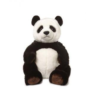 WWF Peluche Panda assis 42 cm