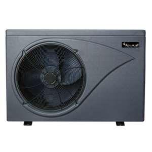 Aqualux Pompe a chaleur Classic 8 pour piscine jusqu'a 40m³ - Pour piscine jusqu'à 40m³ - Capacité de chauffage : air 15°C et eau 26°C - Puissance : 5W.