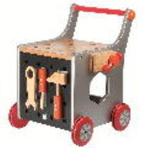 Janod Chariot Bricolo Magnétique