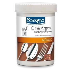 Starwax Nettoyant express Argent-Or (750 ml)