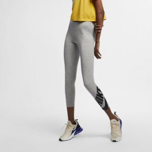 Nike Tight 7/8 Sportswear Leg-A-See pour Femme - Gris - Taille L - Femme