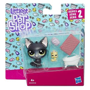 Hasbro Duo Teensiee Petshop Jade
