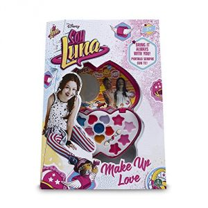 Giochi Preziosi Coffret de maquillage Make Up Love Soy Luna