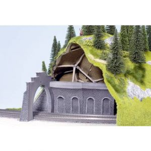 Noch Mur intérieurs de tunnel H0