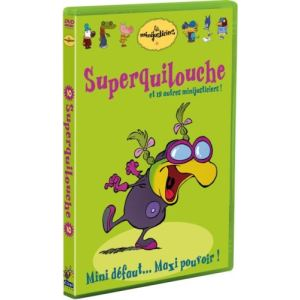 Les Minijusticiers - Volume 2 : Superquilouche