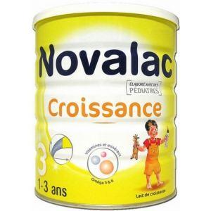 Novalac Croissance 3ème âge 800g - de 1 à 3 ans
