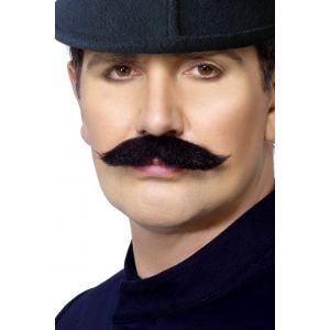 Moustache d'agent de police Anglais