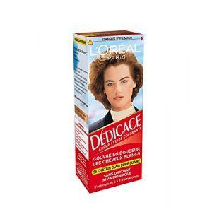 L'Oréal Dédicace Châtain 56 Châtain Clair Doré Cuivré