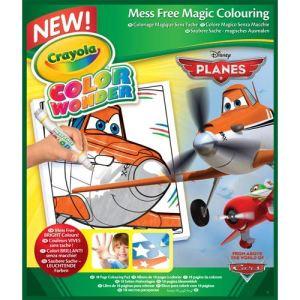Crayola Album Color Wonder Planes