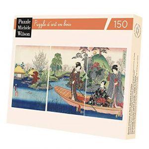 Puzzle Michèle Wilson Puzzle - La Barque