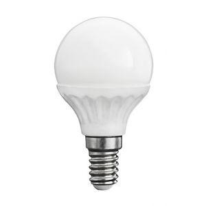 Kanlux Ampoule led E27 5 watt (eq. 37 watt) - Couleur eclairage - Blanc chaud 3000°K -