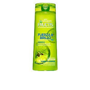 Garnier Force et brillance shampooing Fructis 2 in 1 - Normal cheveux sans paraben, Silicones - 360 ml