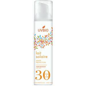 UVbio Lait solaire SPF30