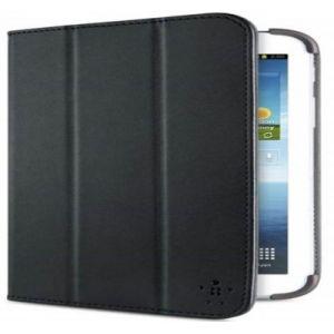 """Belkin F7P256B2C - Etui Tri-Fold Magnet pour Samsung Galaxy Tab 4 7"""""""