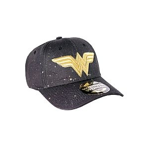 Cotton Division Casquette Baseball Wonder Woman