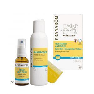 Pranarôm AromaPoux - Traitement anti-poux