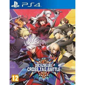 BlazBlue Cross Tag Battle sur PS4